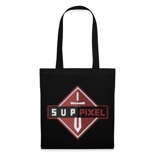 SupPixel Shirt - Tote Bag