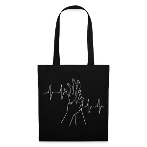 heartbeat - Tote Bag