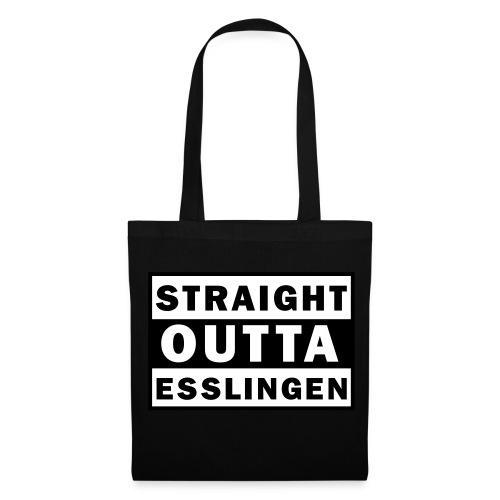 Straight Outta Esslingen - Stoffbeutel