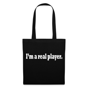 PLAYER - Tote Bag