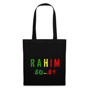 t-shirt design Rahim - Tote Bag