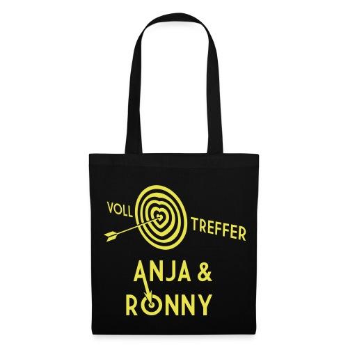 Anja und Ronny - Stoffbeutel