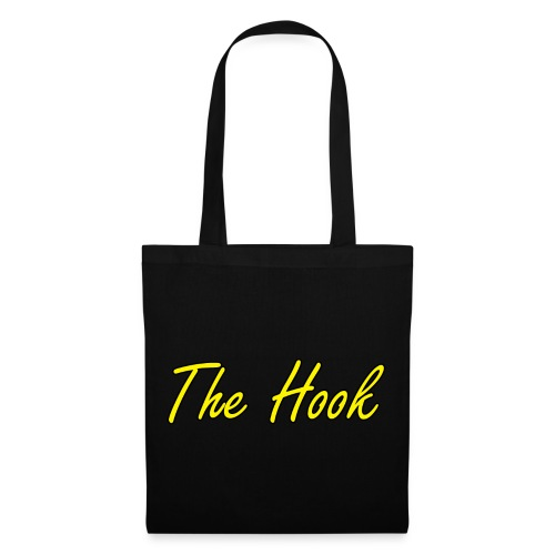 The Hook Logo - Tygväska