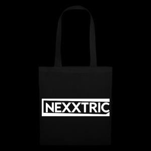 logo blanc NEXXTRIC - Tote Bag