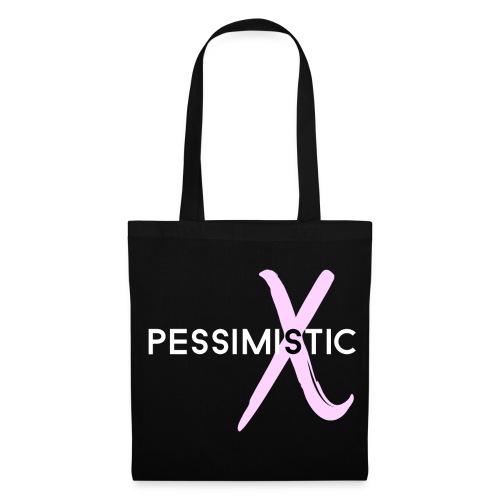 pessimistic - Tote Bag