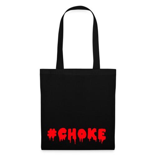 #choke - Stoffbeutel