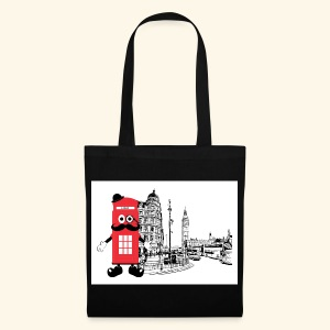 Londi London (Design No 6) - Tote Bag