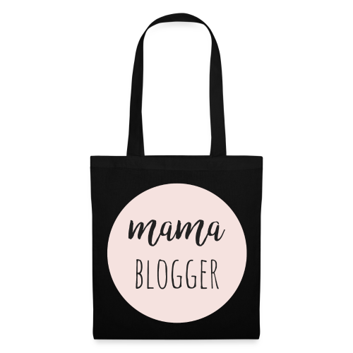 mama Blogger - Stoffbeutel