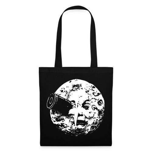 Viaggio nella Luna - Borsa di stoffa