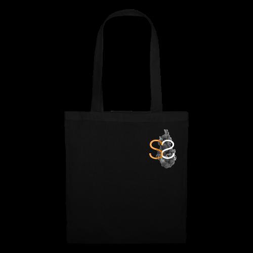 DubbleS logo - Tas van stof