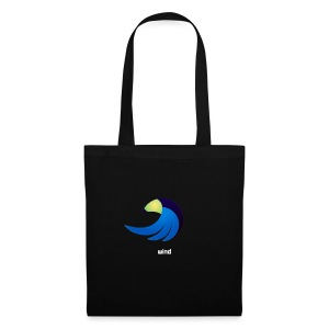 eagle by wind - Tote Bag