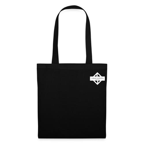 WRAP logo blanc - Tote Bag