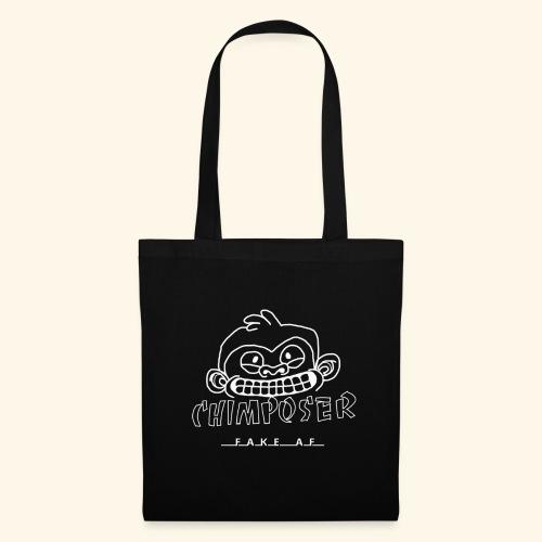 chimposer negative design - Tas van stof