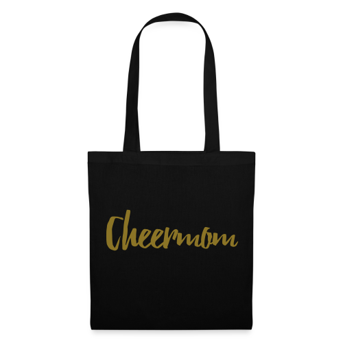 Cheermom Handlettering - Stoffbeutel
