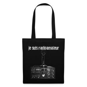 Je suis radioamateur - Tote Bag
