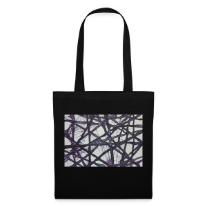 Watercolour Art painting - Tote Bag