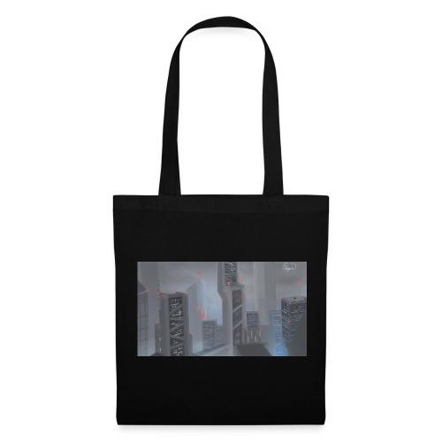 dark_age_city - Tote Bag