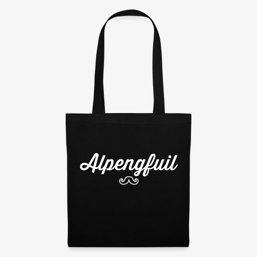 Lovely Bavarian – Alpengfuil - Stoffbeutel