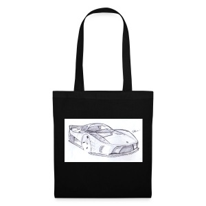 svd sports car - Tote Bag