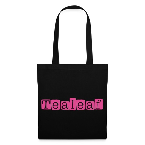 Tealeaf Records Logo - Tote Bag