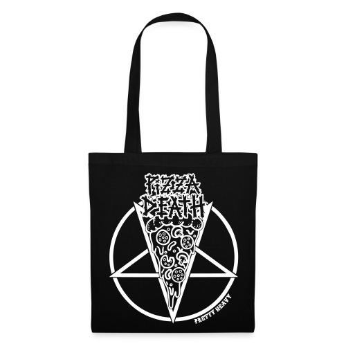 Pretty Heavy - Pizza Death - Stoffbeutel