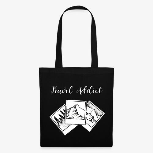 travel addict - Tote Bag