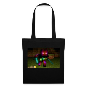 AwesomeSauce Minecraft 2 Swords - Tote Bag