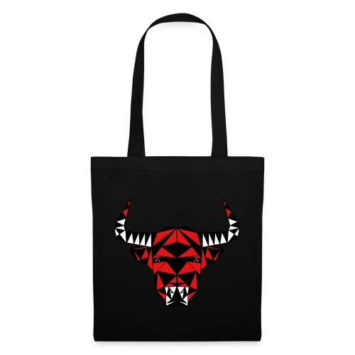 Angry Bull - Stoffbeutel