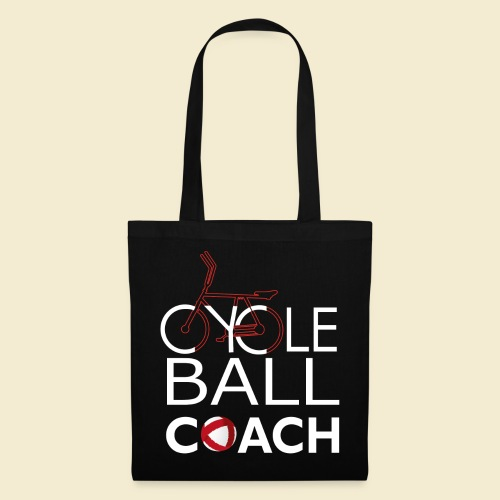 Radball   Cycle Ball Coach - Stoffbeutel