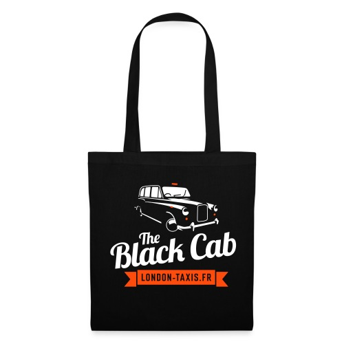 The Black Cab - Tote Bag