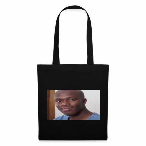 Bald Ksi on a bag - Kangaskassi