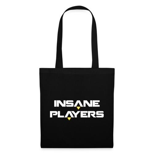 Logo Oficial Insaneplayers - Bolsa de tela