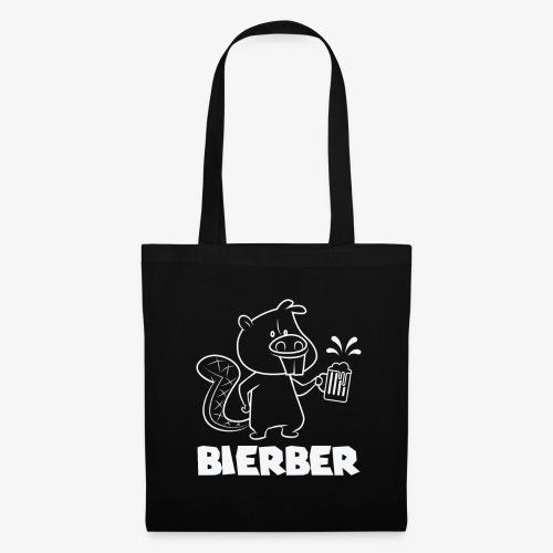 Bierber - Bieber Bier Shirt - Stoffbeutel