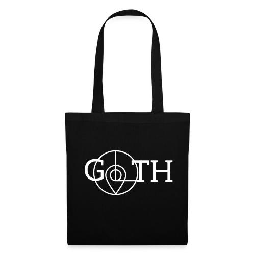 leipglo shop goth - Stoffbeutel