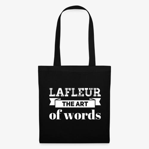 LaFleur - The Art Of Words - Tote Bag