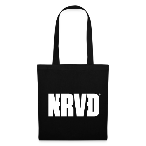 Official Nerved@ White Logotype - Tote Bag