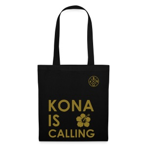 KONA IS CALLING - Stoffbeutel