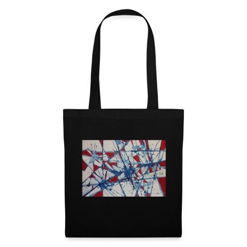 Watercolour Art Painting - Tote Bag