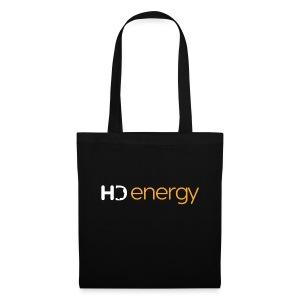 Wit Energy HD-logo - Tas van stof
