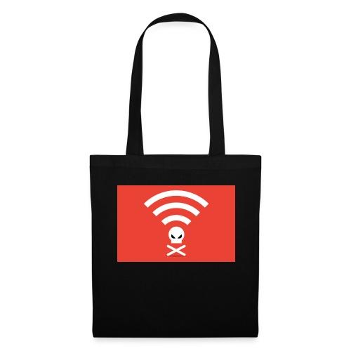 Notspy.de - Dein sicheres Internet. - Stoffbeutel