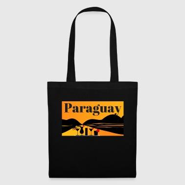 Paraguay - Borsa di stoffa