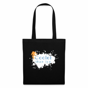 Cooler Than Ice - Tote Bag