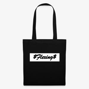 Flexing - Tas van stof