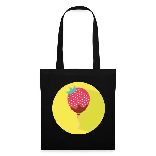 Palloncino // Strawberry - Borsa di stoffa