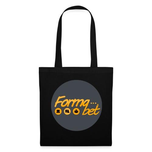 FORMABET - Bolsa de tela
