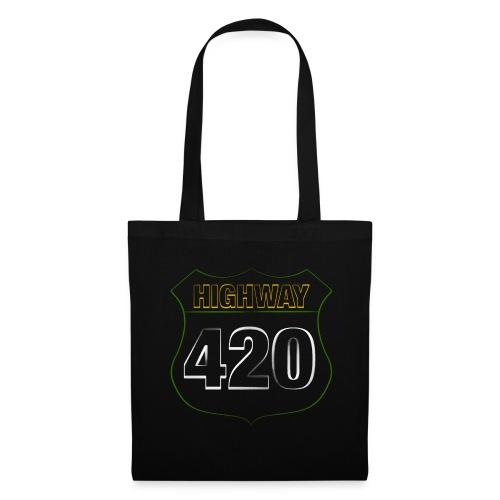 HIGHWAY420 - Stoffbeutel