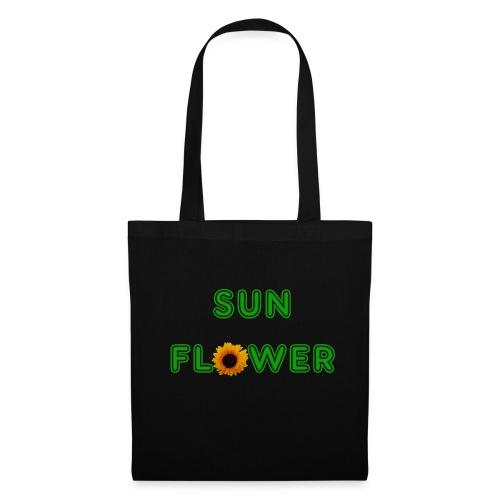 Sunflower Design - Stoffbeutel