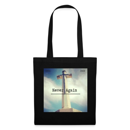 Never Again - Tote Bag