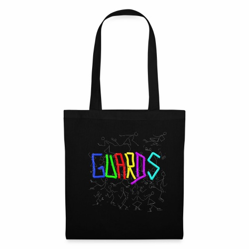 Guards_Wired-Skaters - Tote Bag