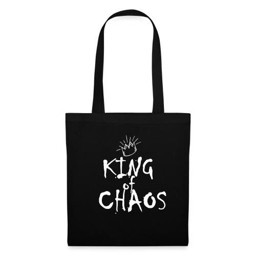 King of Chaos Tshirt ✅ - Stoffbeutel